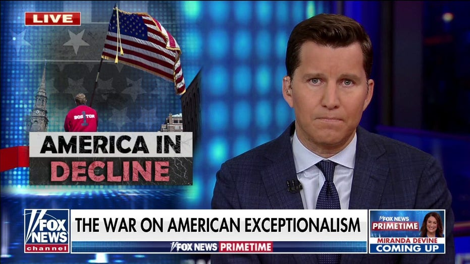 Will Cain: American freedoms have been smothered by entitlement