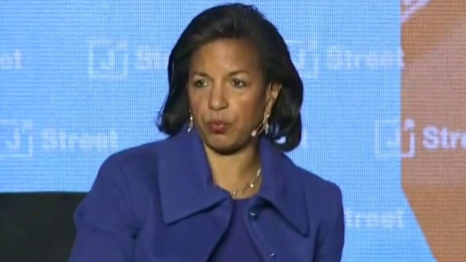 Trump campaign official calls Susan Rice 'number one draft pick' for Biden VP
