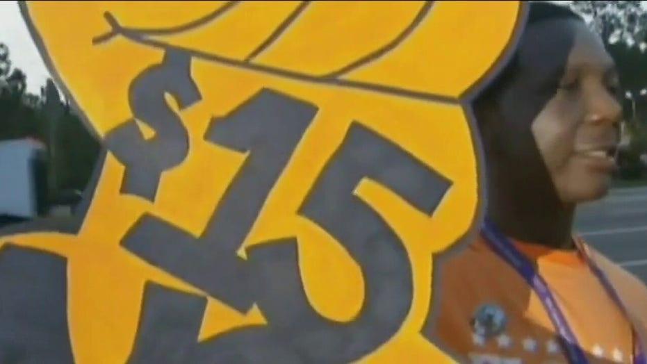 The debate over a $15 minimum wage