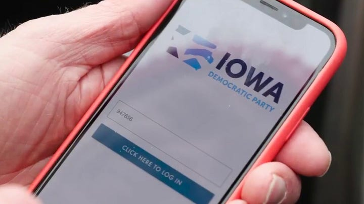 Chaos of Iowa caucuses sparks concerns about other states using mobile app technology