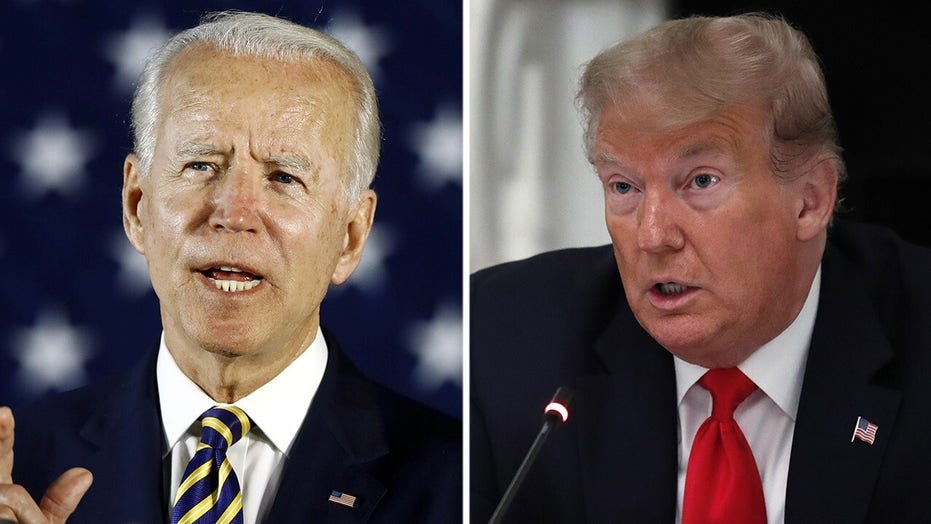 Biden and DNC outraise Trump and RNC by 10 percent in May