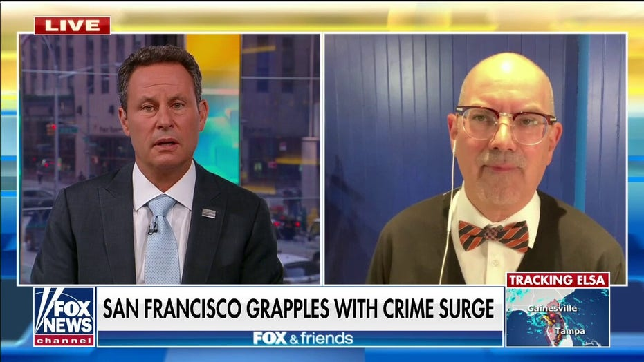 Former San Francisco mayoral candidate on crime surge: City totally controlled by 'left-wing idealogues'