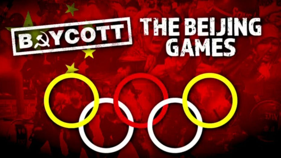 Should the US boycott the 2022 Winter Olympics in Beijing?
