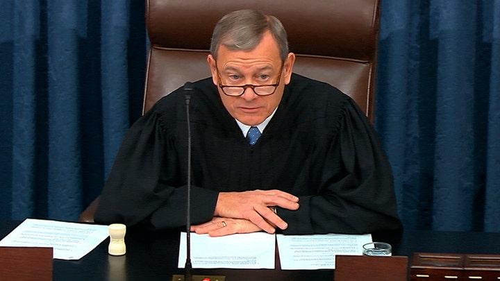 Chief Justice Roberts blocks Sen. Paul from naming whistleblower