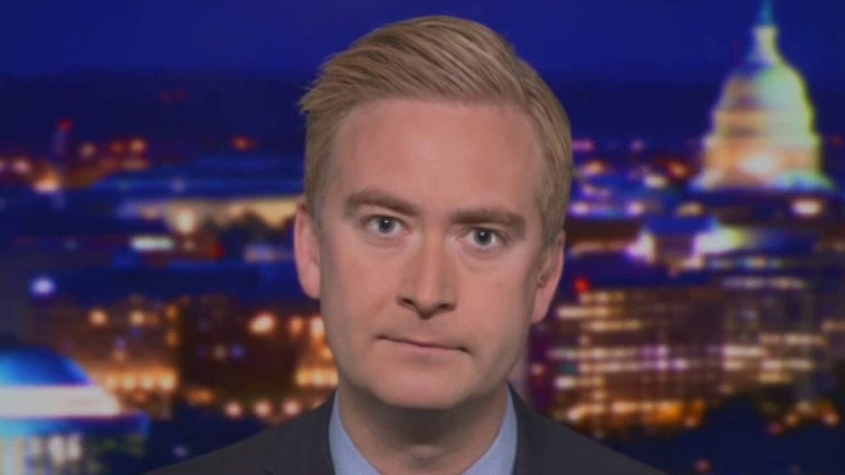 Peter Doocy, Lawrence Jones discuss reporting on key issues on 'Life, Liberty & Levin'