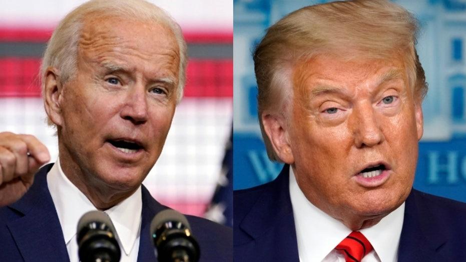 Biden calls out Trump's failure to protect America