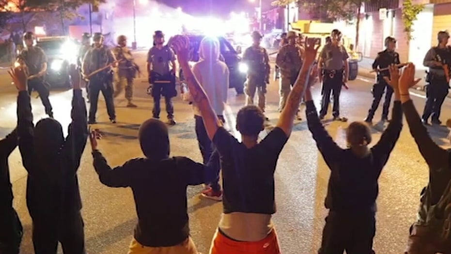 At Trump request, Pentagon puts military police on alert for riots