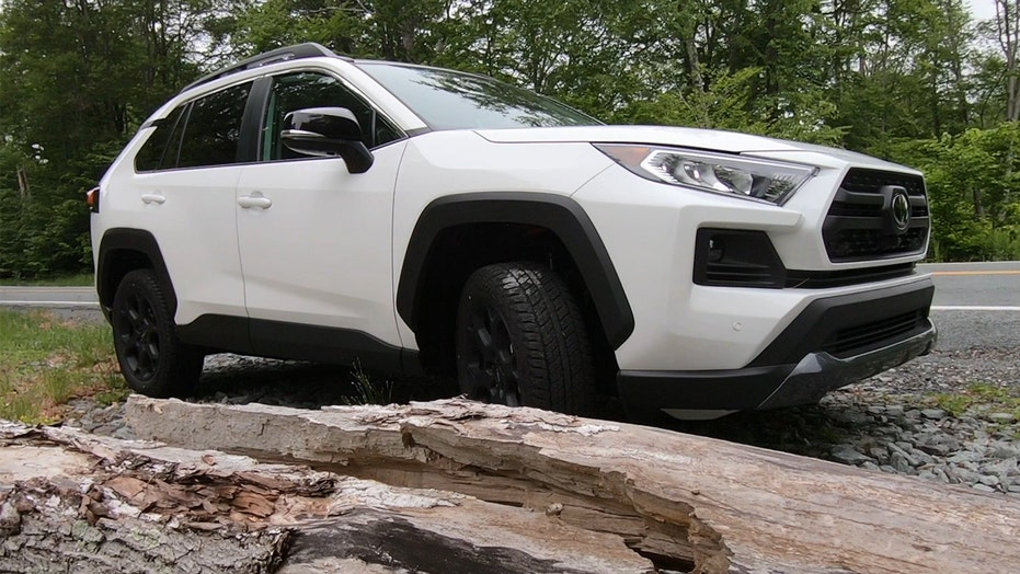 Test drive: The 2021 Toyota Rav4 TRD Off Road likes to get a little dirty
