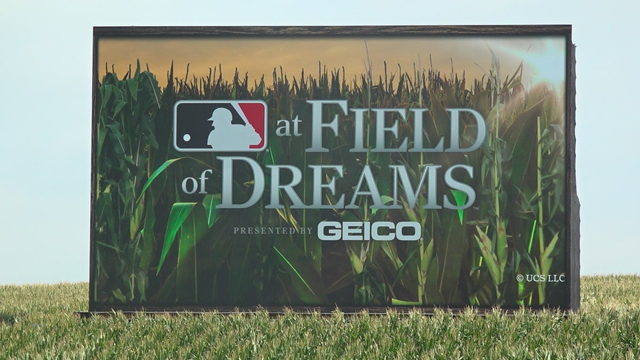 MLB 'Field of Dreams' game sees fans flock to Iowa from all over