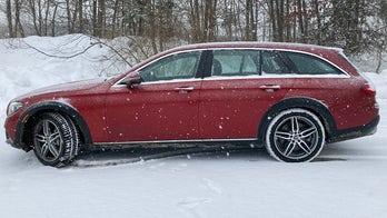 Test drive: 2021 Mercedes-Benz E 450 4MATIC All-Terrain