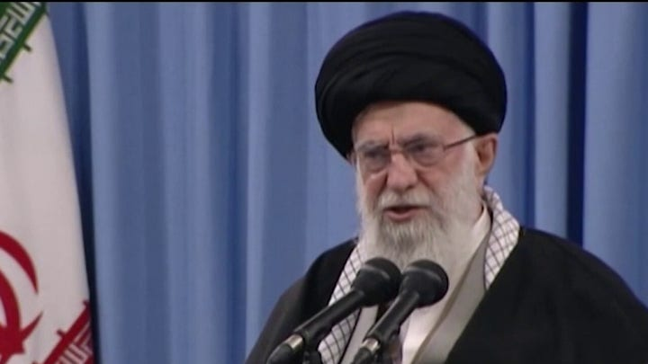 Trump administration sanctions five Iranian officials who control Iran's elections