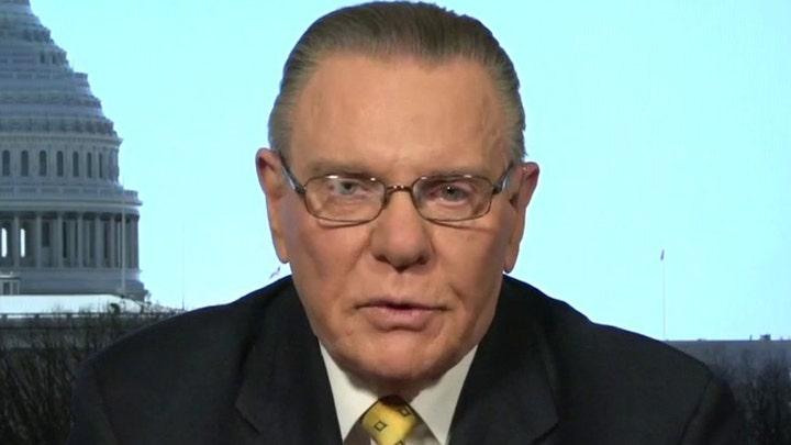 Gen. Keane: 'Cushion' N. Korea has is China, Russia economic assistance