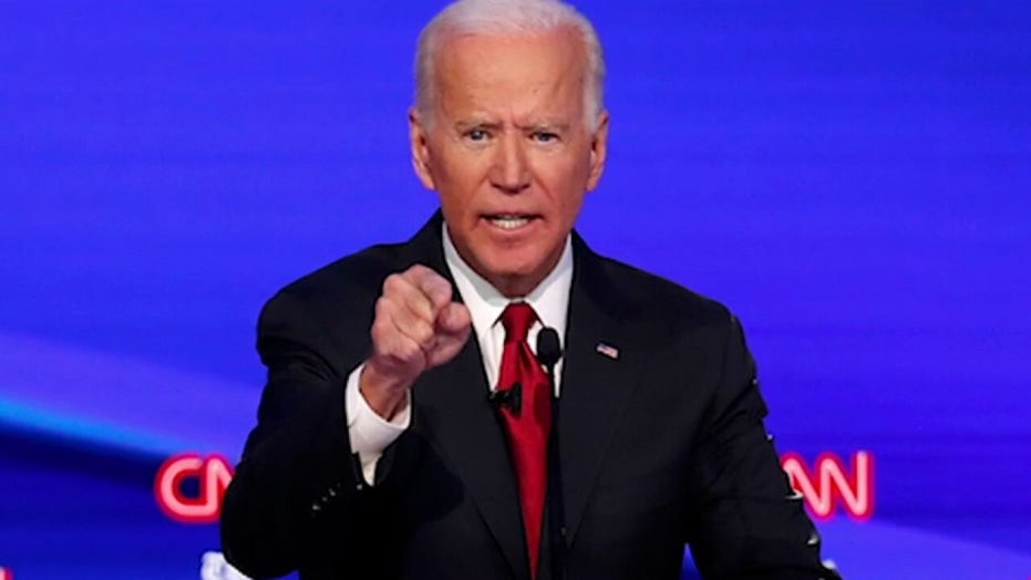 Can Joe Biden avoid gaffes in first presidential debate?