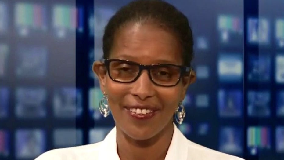 Ayaan Hirsi Ali responds to Biden's comments on Islam