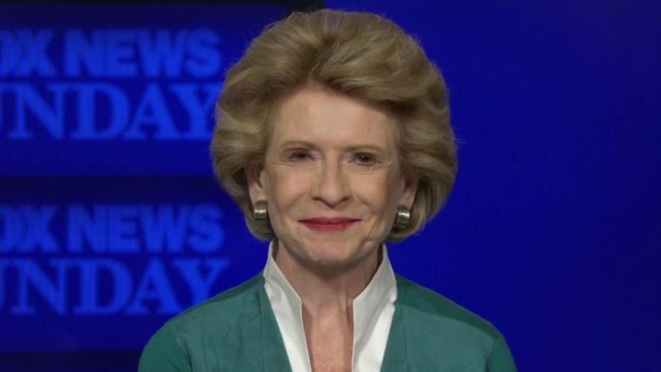 Stabenow on Judge Barrett being a potential threat to the Affordable Care Act