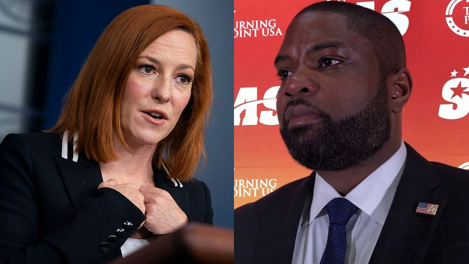 Rep. Donalds rips Psaki's 'outrageous' comments on Big Tech: White House got 'caught with their hand in the cookie jar'