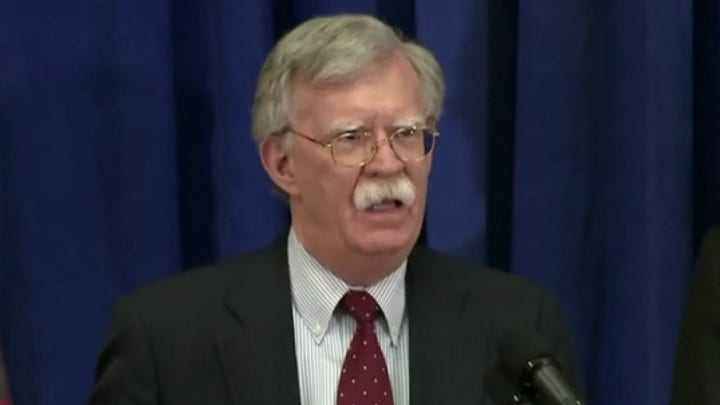 House Democrats suggest plans to subpoena John Bolton