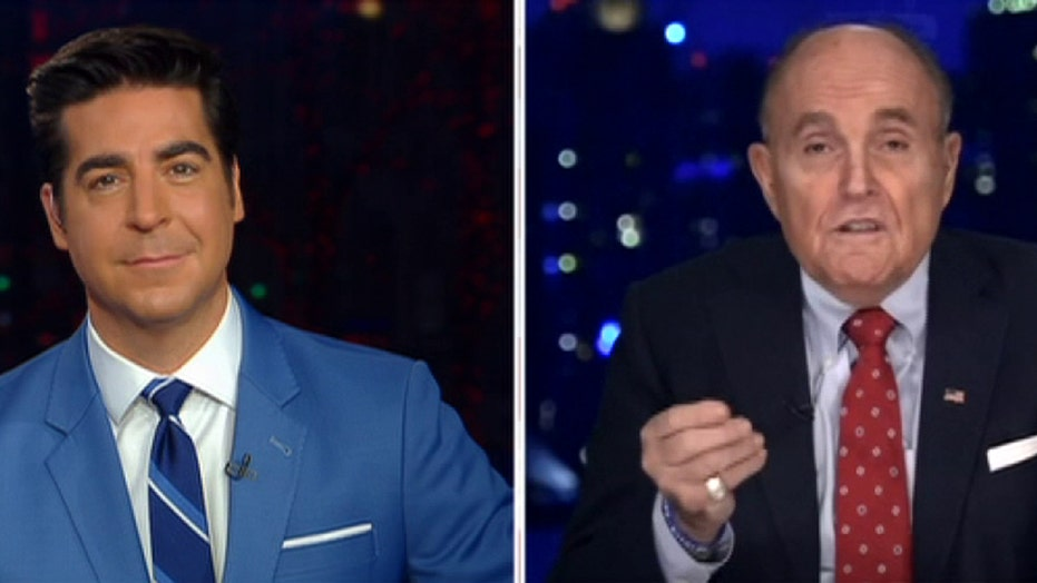 Rudy Giuliani on Biden family corruption