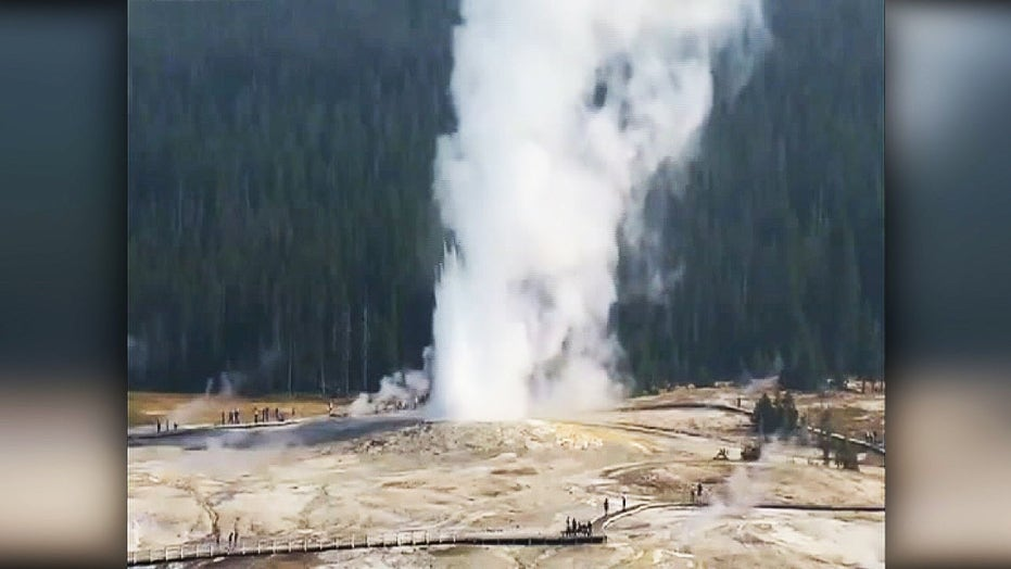 Rick McDaniel: Old Faithful is impressive to see, but God's faithfulness is spectacular to witness