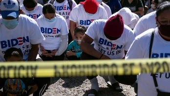 Biden admin says migrant surge a response to 'hope'