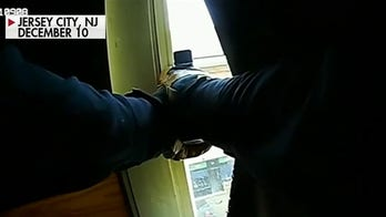 Police bodycam video released from Jersey City kosher market shootout