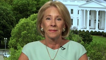 Sec. DeVos: Children鈥檚 mental health, well-being is at risk if they don鈥檛 return to schools