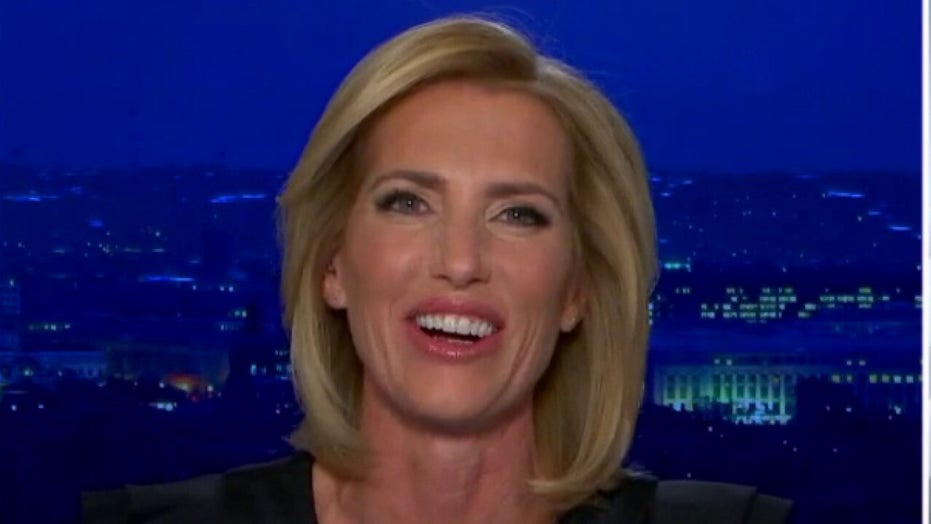 Ingraham: Biden 'wants America to bepermanently defined and changed' -- and will use COVID-19 to do it