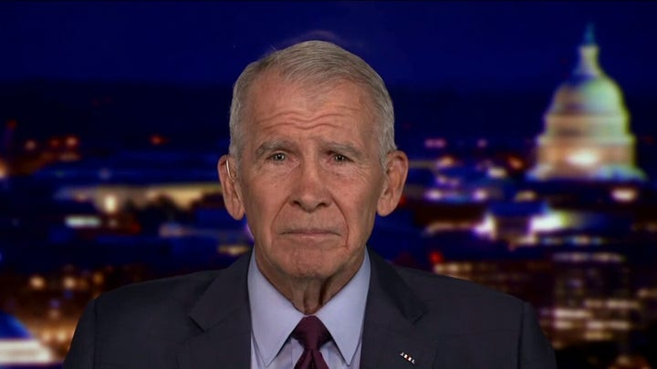 Oliver North: Bring Biden to justice for deaths of US service members