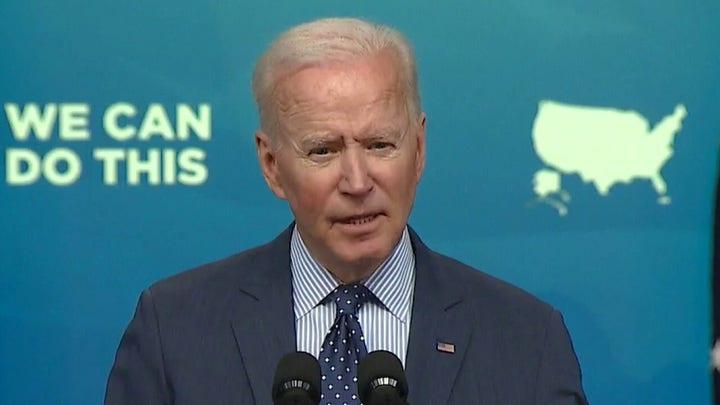 Joe Biden seeks bipartisan support on infrastructure bill