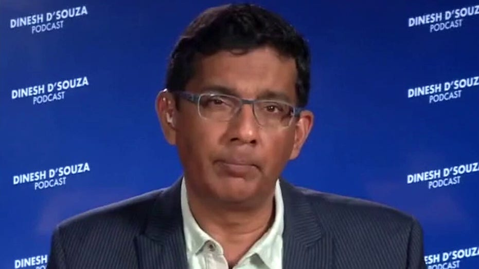 Dinesh D'Souza: Critical race theory has 'metastasized into the whole culture'