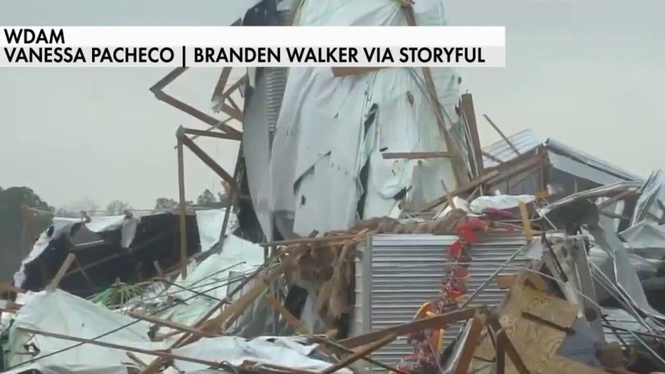 South remains at risk of severe weather after tornados slam region