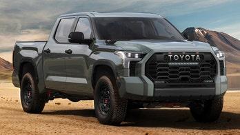 Inside the 2022 Toyota Tundra