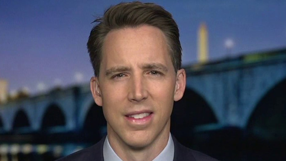 Sen. Hawley on fate of TikTok in the US, coronavirus relief debate on Capitol Hill