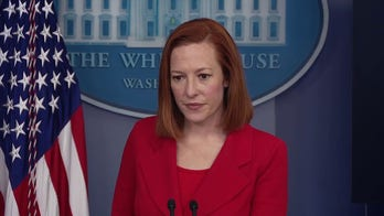 Psaki says Biden isn't 'snubbing' Congress by postponing joint address