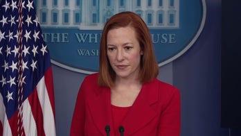 Psaki says Biden isn't 'snubbing' Congress by postponing joint address