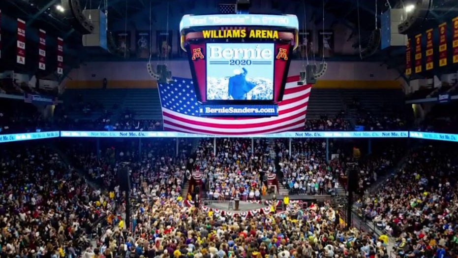 President Trump begins wooing disgruntled Bernie Sanders supporters
