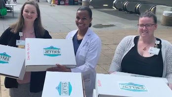 Washington DC woman starts charity to support restaurants, healthcare workers in coronavirus fight