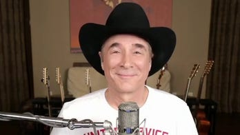 Clint Black on performing for USO's first-ever Fourth of July virtual concert