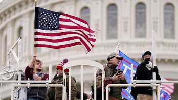 Lawmakers considering surveillance increase in wake of Capitol riots