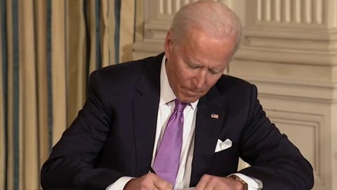 Biden executive orders on racial equity lacking in concrete action: Rob Smith