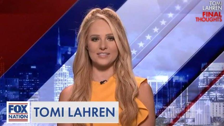 Tomi Lahren says it's time to 'cancel cancel culture'