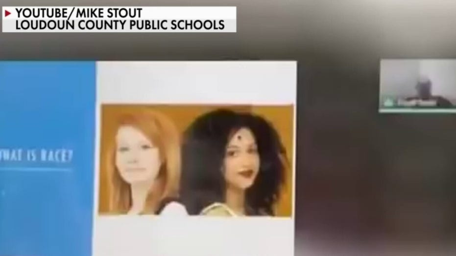 Virginia teacher confronts student for not acknowledging race during lesson