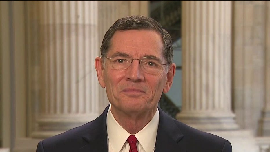 Sen. Barrasso on coronavirus relief bill: 'This gets done today'