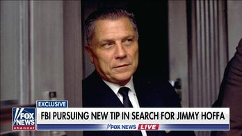 """Jimmy Hoffa, a Georgia golf course, and a lawyer named """"Bubba"""""""