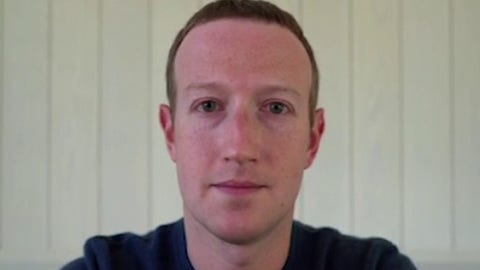 Zuckerberg on Twitter fact-checking Trump: Private companies shouldn't be arbiter of truth