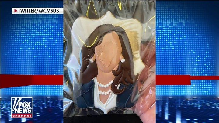 James Golden slams Kamala Harris for handing out cookies amid border crisis