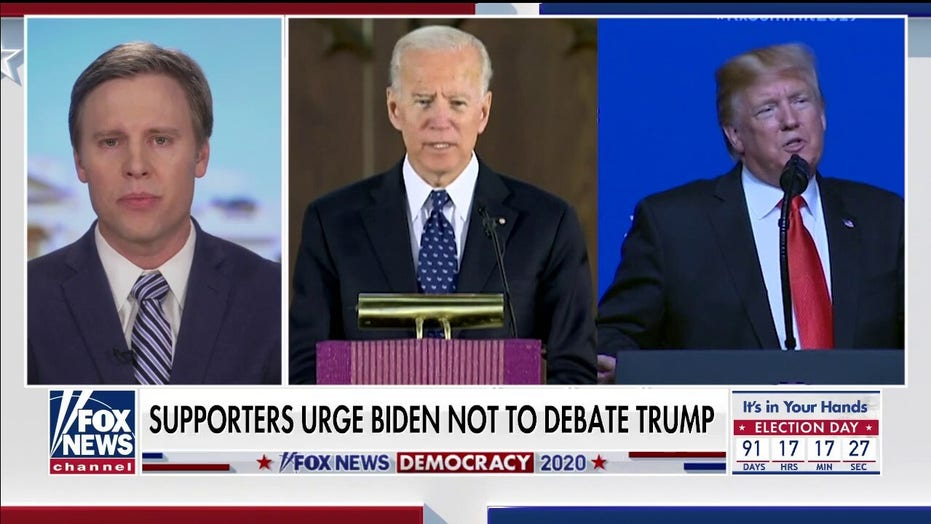 Trump 2020 campaign manager Bill Stepien: 'We want more debates' against Biden and 'sooner'