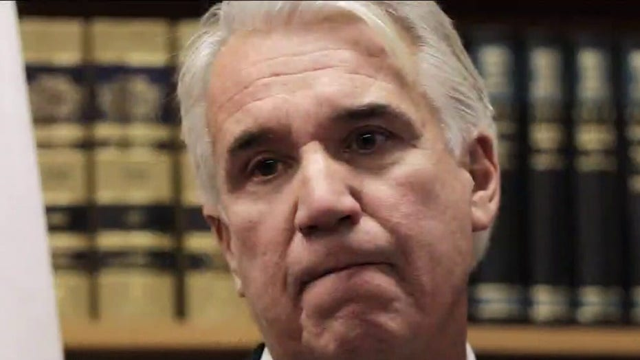 Orange County DA rips Gascon's liberal policies, says California is in 'jeopardy'
