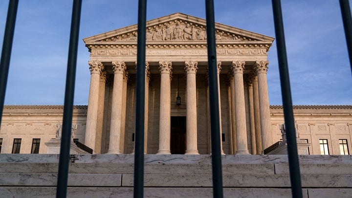 Supreme Court rejects Pa. GOP appeal to intervene in election dispute