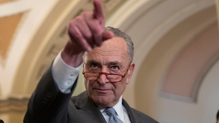 Media fall in line with Schumer on Supreme Court comments